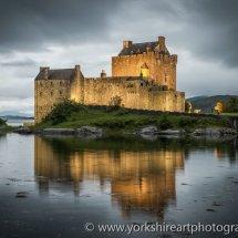 Eilean Donan Castle, Highland, Scotland, UK