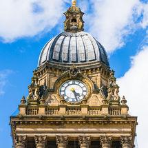 Town Hall Clock Tower Leeds