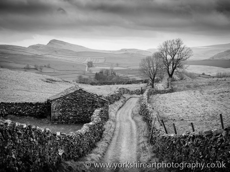Stainforth yorkshire dales uk