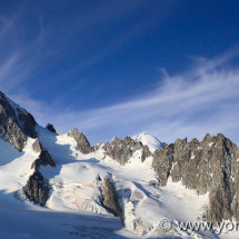 Aguille de Chardonnet, French Alps