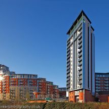 City Island Appartments, Leeds Centre