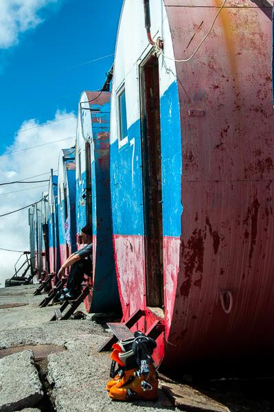 The Barrels, Elbrus