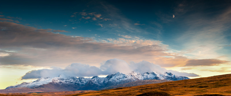 Cuillin Ridge Skye