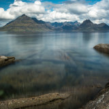 The Black Cullin from Elgol