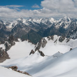 Summit view, Kurmychi, 4045m