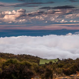 Camping above the clouds on Kilimanjaro