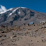Karranga Campsite on Kilimanjaro