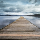 Jetty on Loch Lomond