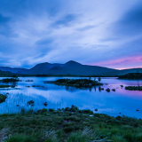 Midsummer at Lochan na h-achlaise
