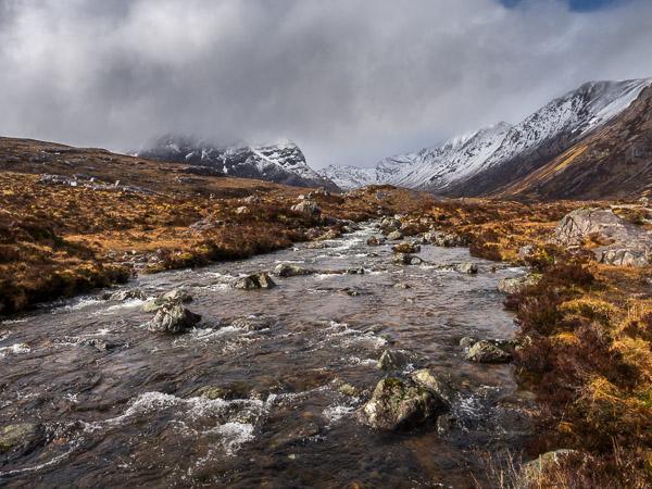 Beinn Liath Mhor and Coire Lair ( near Loch Carron )