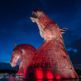 Red Kelpies