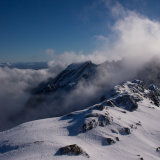Sgurr na Banachdich summit ridge
