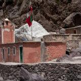 Muslim shrine at Sidi Chamharouch,
