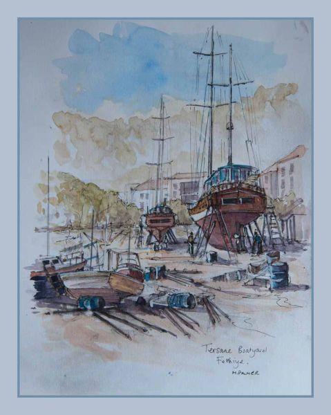 Tersane Boatyard 2