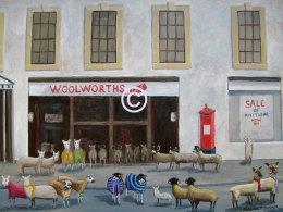 "Malcolm Dormer - ""While The Shepherd's Away"""