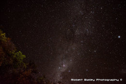 The Milky Way's Galactic Centre as seen from Letabe South Africa.