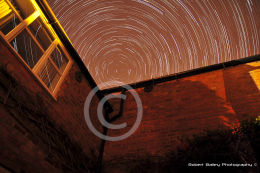 Tanners Startrail