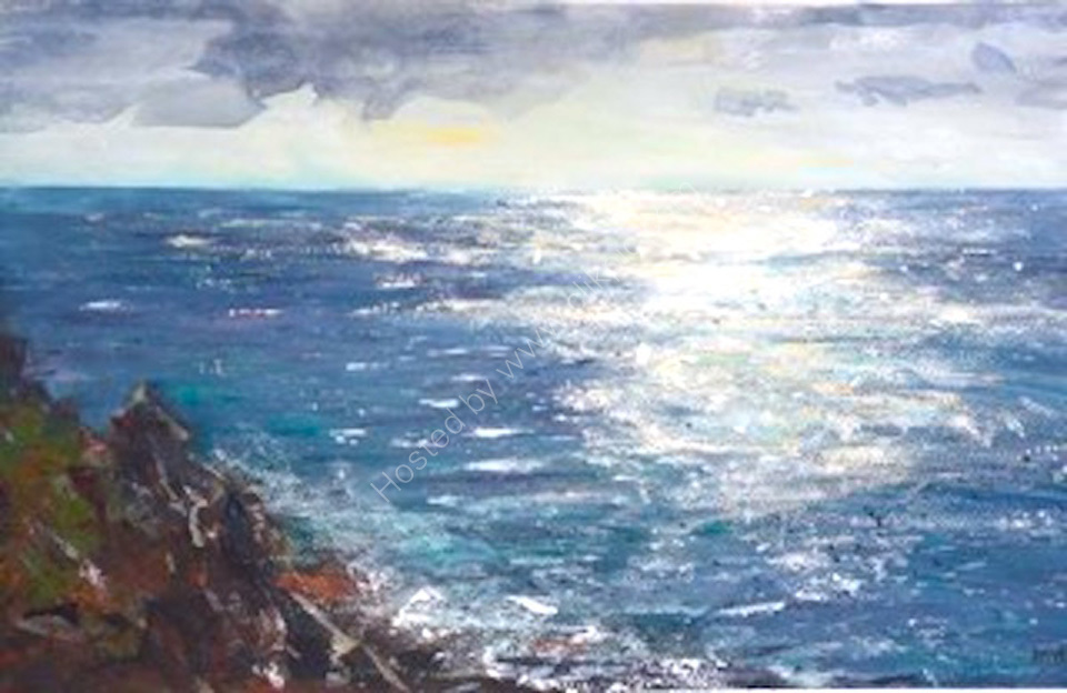 Light on the Sea, Midday