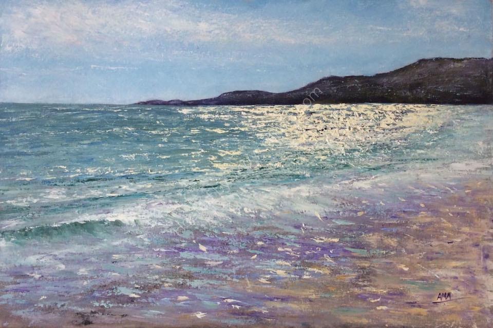 Sparkling Sea, Ross of Mull