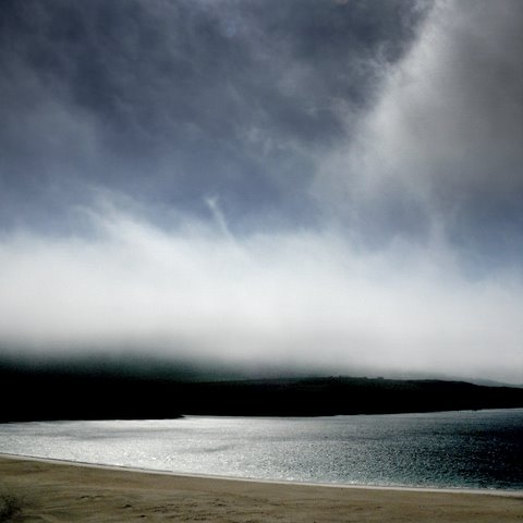 Shetland - Mainland mist.