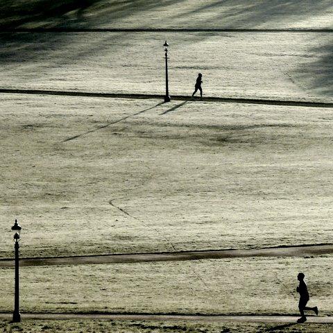 Primrose Hill Winter