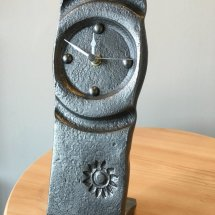 Sunshine Slab clock