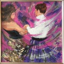 Grey Gordons by Janet McCrorie - SOLD