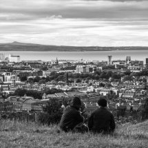 View over the Forth