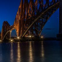 Railway Bridge Close Up