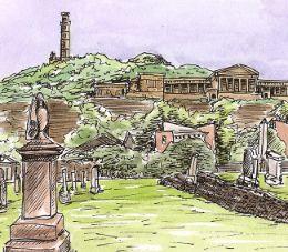 Edinburgh Sketcher