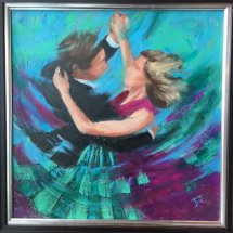 Warm Embrace by Janet McCrorie - SOLD