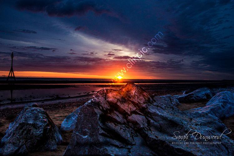 02-Crosby beach 26 July Sunset and Night 1-9100