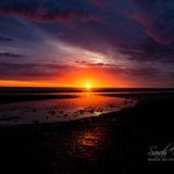 04-Crosby beach 26 July Sunset and Night 1-9109