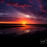 06-Crosby beach 26 July Sunset and Night 1-9120
