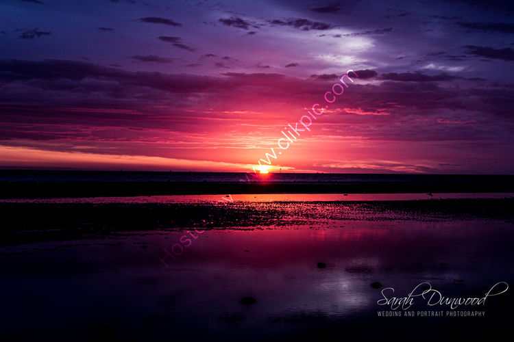 08-Crosby beach 26 July Sunset and Night 1-9135
