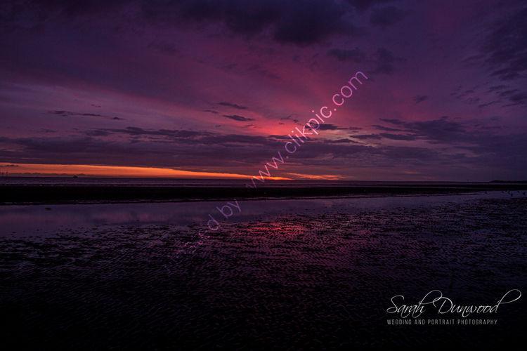 12-Crosby beach 26 July Sunset and Night 1-9169