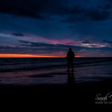 14-Crosby beach 26 July Sunset and Night 1-9195