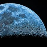 Tungsten Blue Moon 28 April 2012