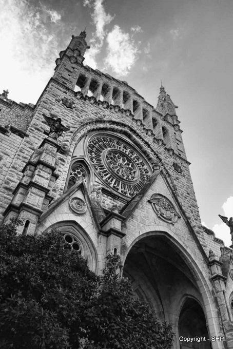 Soller Church, Mallorca