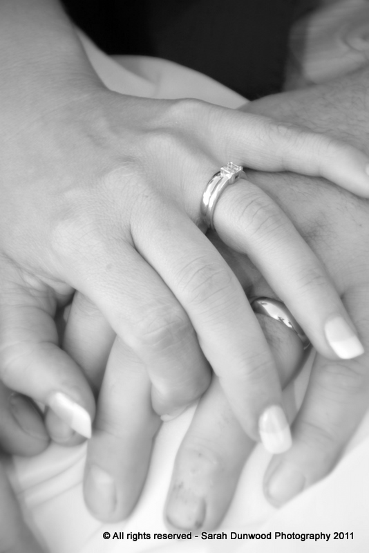 Rings on their fingers...