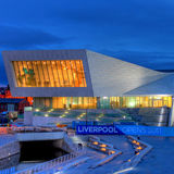 Liverpool Museum (blue hour)
