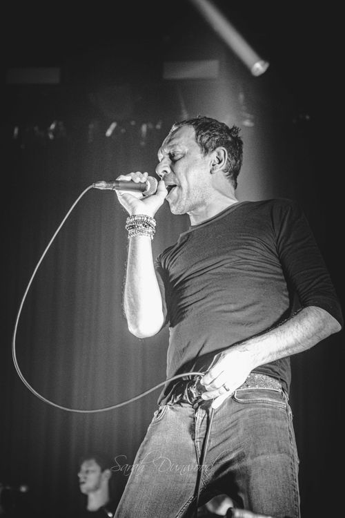 Rick Witter, Shed Seven
