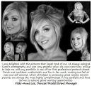 Vikki-Anne Lee (Dancer/Model/Event manager)