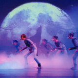 'Wolves', Peter Pan choreographed by Sandra McAuliffe