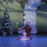 from The Snow Queen, choreographed by Sandra McAuliffe