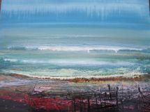 Sea Scape, Scilly Isles