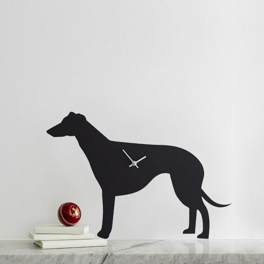 Greyhound / Lurcher Clock
