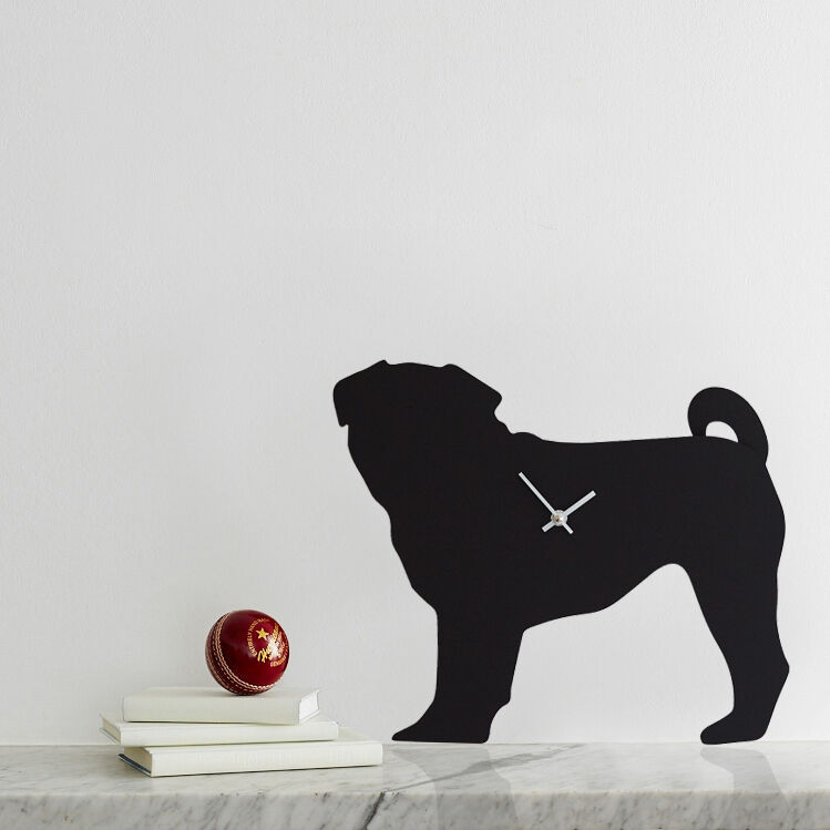 Pug Clock
