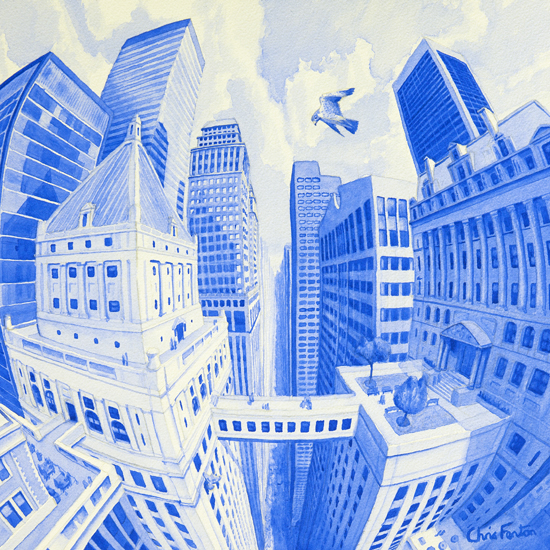 2017 - New York In Blue