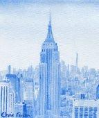 2017 - New York in Blue 2